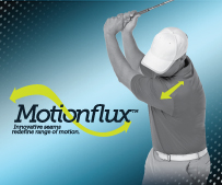 Motionflux (Image of Man Golfing)