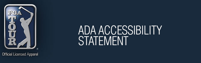 ADA Accessibility Statement Banner